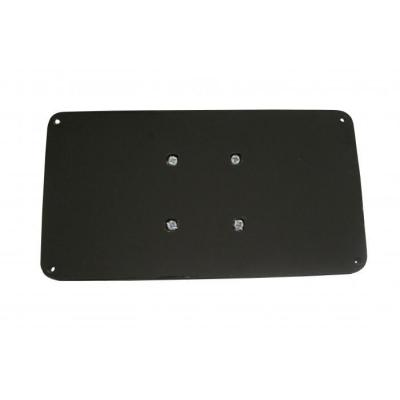 Ventev Large Antenna Adapter Plate for Cisco AIR-ANT2460NP-R Patch Antenna - Zwart