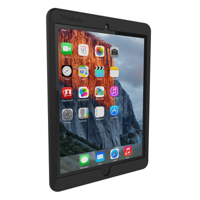 Compulocks iPad Air 2 Rugged Edge Band, black Tablet case