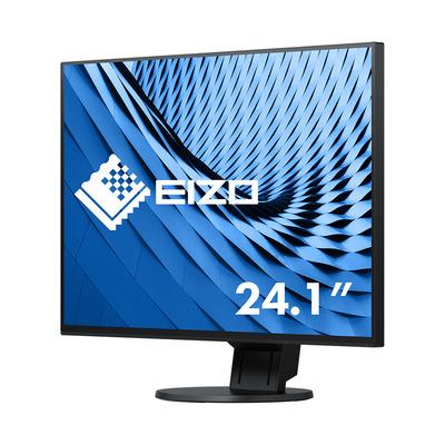 EIZO FlexScan 24.1'' LCD IPS Monitor - Zwart