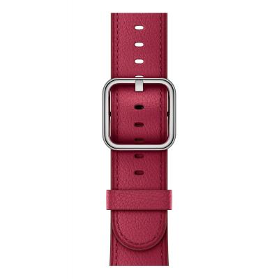 Apple : 38mm Berry Classic Buckle