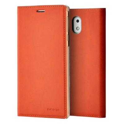 Nokia mobile phone case: Slim Flip Cover CP-303 - Koper