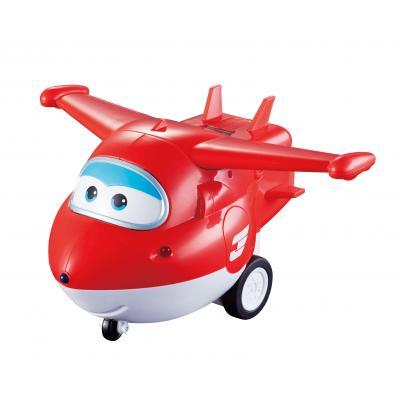 Alpha animation & toys drones: Super Wings Radiografisch bestuurbaar! Jett - Rood, Wit