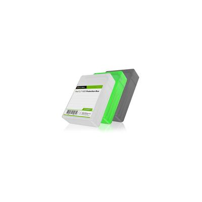 ICY BOX IB-AC6025-3 - Groen, Grijs, Wit