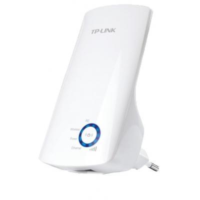 TP-LINK netwerk verlenger: De TL-WA850RE is een WiFi-N-repeater van waarmee u op een efficiënte manier het bereik van .....