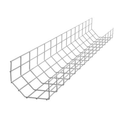 R-go tools kabelgoot: Steel Basic Kabelgoot, zilver - Grijs