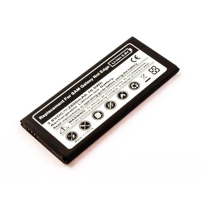 CoreParts MBXSA-BA0055 Mobile phone spare part - Zwart, Wit