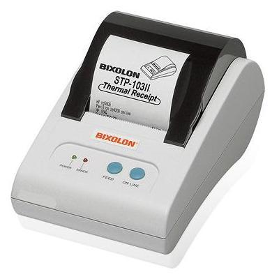 Bixolon Thermal Printer lightgrey. DKport(cash drawer) no interface c Labelprinter - Ivoor