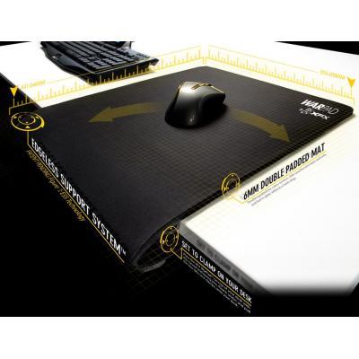 Xfx muismat: FXGS2LAYER - Zwart