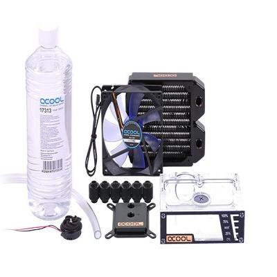 Alphacool NexXxoS Cool Answer 120 LT/ST Water & freon koeling
