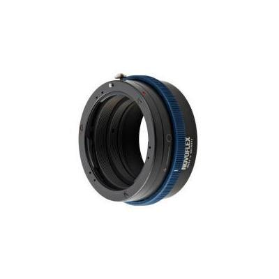 Novoflex lens adapter: NIK1/PENT - Zwart