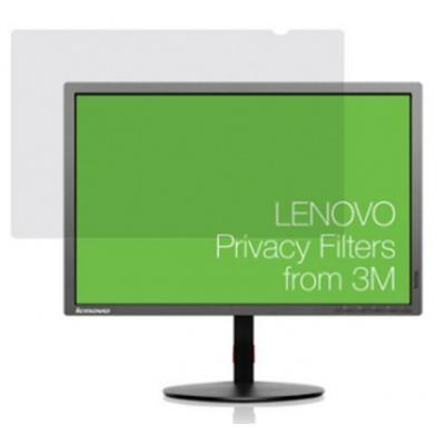 "Lenovo schermfilter: 60.452 cm (23.8 "") , 100g, 527x297x0.55mm - Transparant"