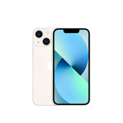Apple iPhone 13 mini 512GB Starlight Smartphone - Wit