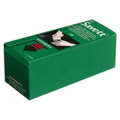 Savett medische rampmanagement product: Wondschoonmaakdoekjes pk 40 st