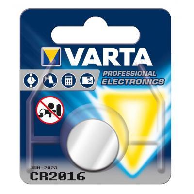 Varta batterij: -CR2016