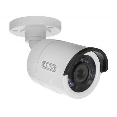 Abus beveiligingscamera: Compacte dag/nacht mini-buitencamera, 620TVL - Wit