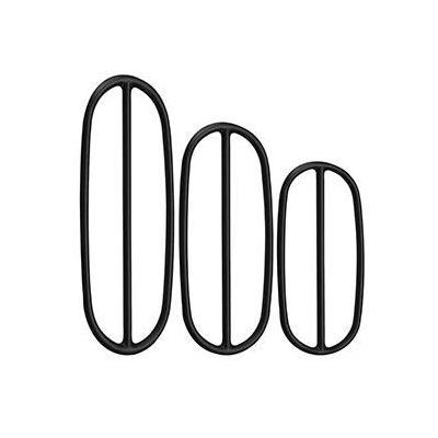 Garmin bicycle accessoire: Bike Cadence Sensor Bands - Zwart