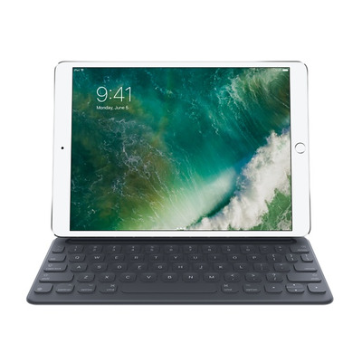 Apple Smart mobile device keyboard - Zwart