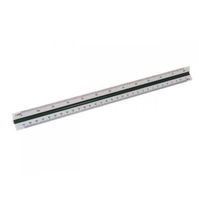 M+r lineaal: Schaalstok 300mm nr.4