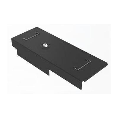 Apg cash drawer : Lockable lid for insert - Zwart