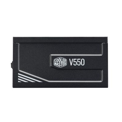 Cooler Master V550 Gold Power supply unit - Zwart