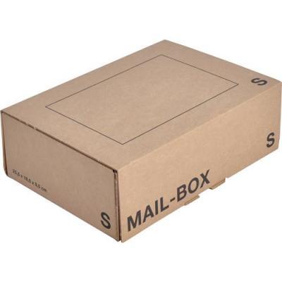 "Fellowes Bankers Box® Versandbox ""S"", Braun, 7374401 inpakmateriaal - Bruin"