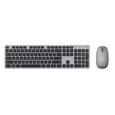 ASUS W5000 Toetsenbord - Zwart, zilver