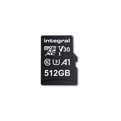 Integral INMSDX512G-100/80V30 Flashgeheugen