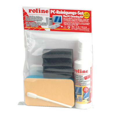 ROLINE PC-Cleaning Set Reinigingskit