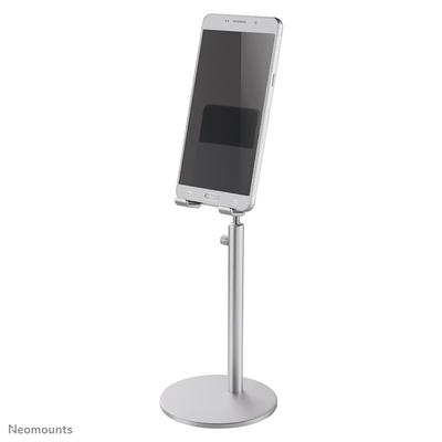 Neomounts by Newstar telefoon stand Houder - Zilver