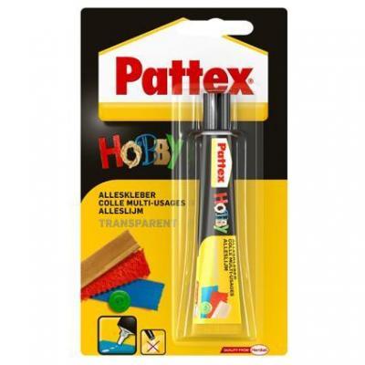 Pattex lijm: Hobby Alleslijm - Multi kleuren