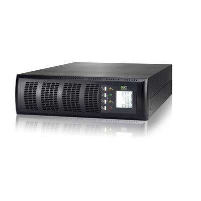 NEXT UPS Systems Logix RT 6000 UPS - Zwart