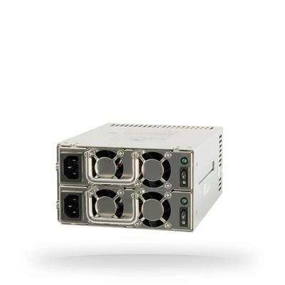 Chieftec 600W, ATX 12V 2.3, Active PFC Power supply unit - Grijs