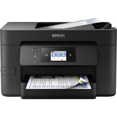 Epson WorkForce WF-3720DWF Multifunctional - Zwart, Cyaan, Magenta, Geel