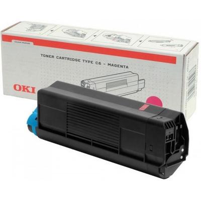 OKI cartridge: Magenta Toner Cartridge