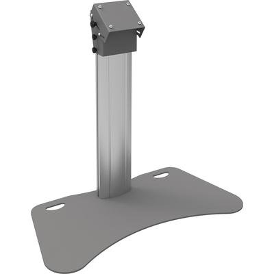 SmartMetals PlatformStand TV standaard - Aluminium, Grijs