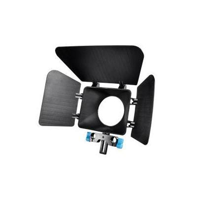 Walimex lenskap: pro Matte Box Lens Hood M1 for DSLR Rig - Zwart