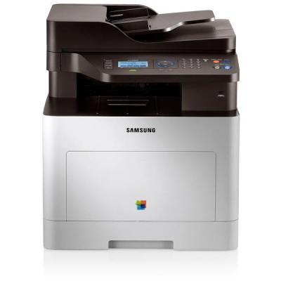 Samsung multifunctional: CLX-6260ND Multifunction kleurenlaserprinter - Zwart, Cyaan, Magenta, Geel