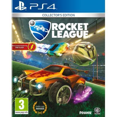 Warner bros game: Rocket League (Collector's Edition)  PS4