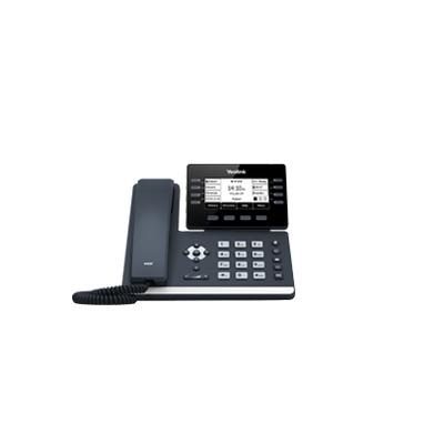 Yealink SIP-T53W IP telefoon - Zwart
