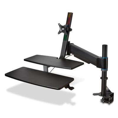 Kensington SmartFit® Sit/Stand Workstation - Zwart