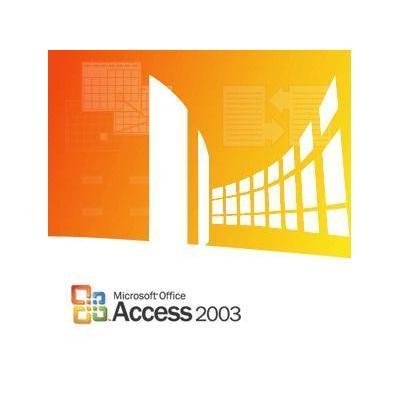 Microsoft Access 2003, x32, GOV, SA, 1u, OLP-NL Software