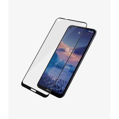 PanzerGlass Nokia 3.4/5.4 Case Friendly,Black Screen protector - Transparant