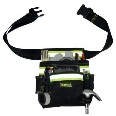 Toolpack : Single-Pouch Tool Belt, Polyester