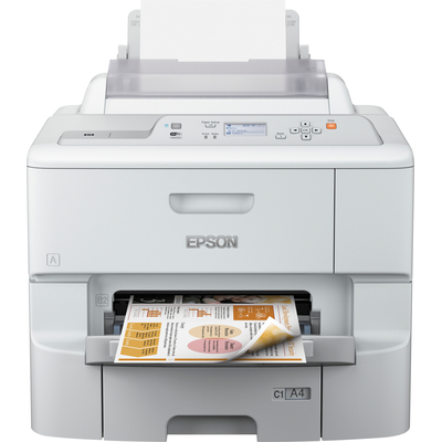 Epson WorkForce Pro WF-6090DW Inkjet printer - Zwart, Cyaan, Magenta, Geel