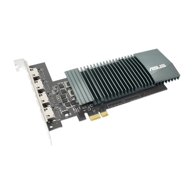 ASUS GT710-4H-SL-2GD5 Videokaart - Grijs