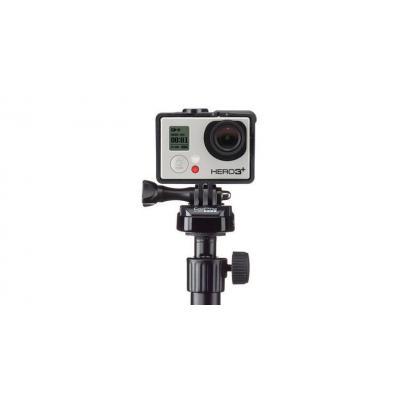 Gopro camera-ophangaccessoire: Mic Stand Mount - Zwart