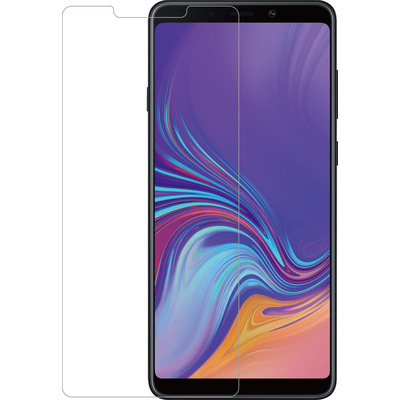 Azuri Tempered Glass flat RINOX ARMOR - transparent - Samsung A9 2018 Screen protector - Transparant