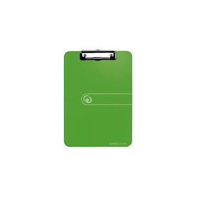 Herlitz klembord: clipboard, PS, A4 - Groen