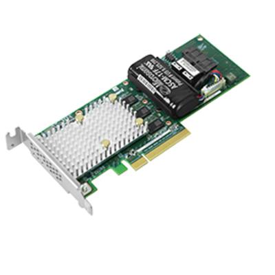 Microsemi SmartRAID 3162-8i Raid controller