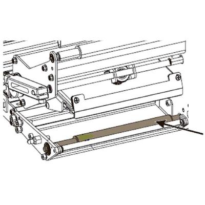 Zebra printerkit: Kit Platen Roller RH & LH